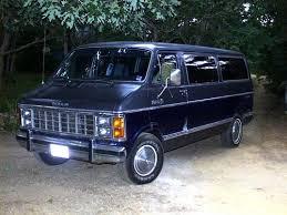 1984 dodge ram van