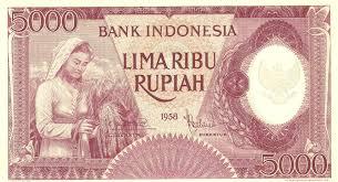 rupiah money