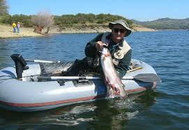 inflatable boats fishing