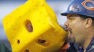 Bears bars and Packers bars: