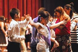 ballroom dance video