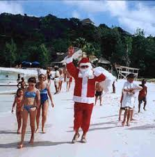christmas in caribbean