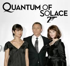 007 bond quantum of solace