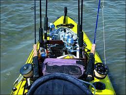 kayak fishing equipment