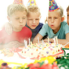 pictures of birthday parties