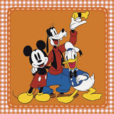 mickey mouse goofy