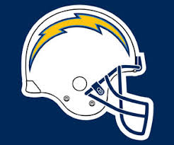 san diego chargers helmets