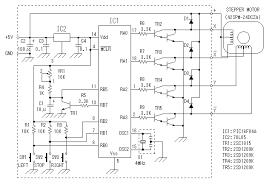 stepper motor drive circuit