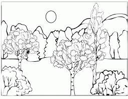 dibujos arboles