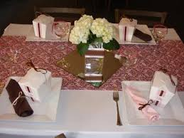 pink and brown bridal shower