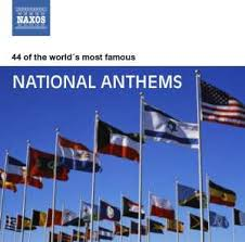 national anthem cd