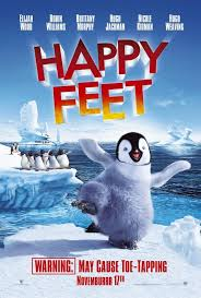 happy feet posters