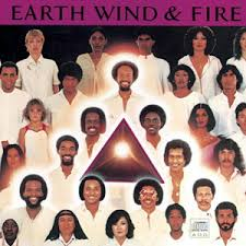 earth wind and fire faces