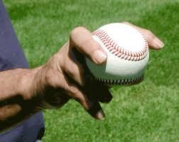 forkball grip