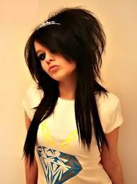 emo hair stylist
