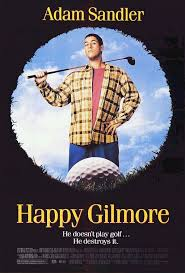 happy gilmore the movie