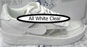 clear bapes