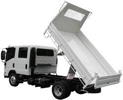 isuzu tipper trucks