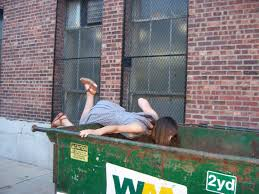 dumpster photo