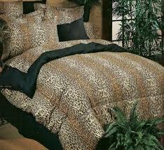 animal prints bedding