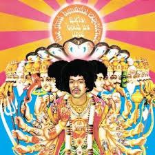 Jimi Hendrix - Axis Bold As Love
