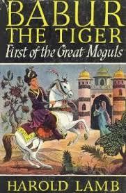 babur the tiger