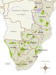 okavango delta africa