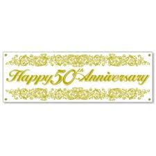 50th anniversary parties