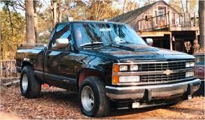 1988 chevy silverado