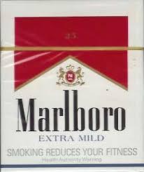 marlboro menthol milds