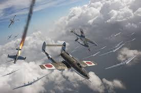 aviation art work