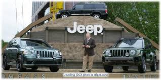 jeep compass patriot