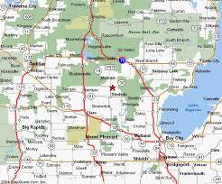 map of mid michigan