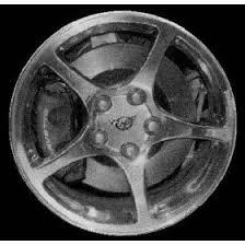 chevy alloy wheels