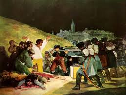 francisco goya third of may 1808