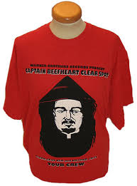 captain beefheart shirt