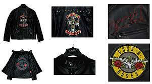 guns n roses patches