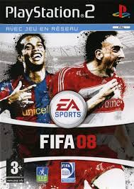 playstation 2 fifa 2008