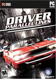 pc driver parallel lines