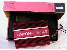 orion hcca 225