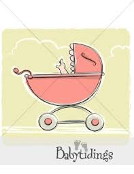 old fashioned baby buggy