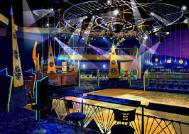 nightclub interior