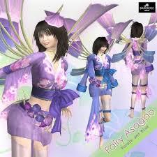 japanese fairy