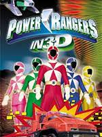 power rangers 3d