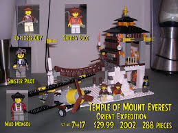 lego oriental expedition