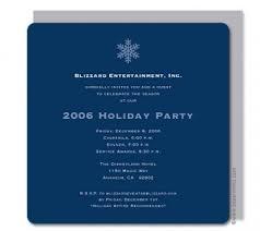 corporate invitation