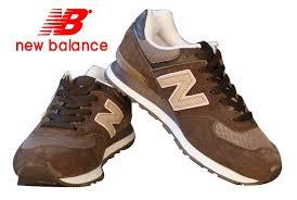 brown new balance shoe