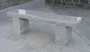 bench granite