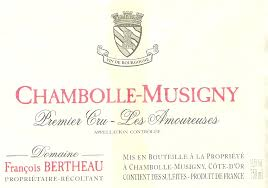 chambolle musigny les amoureuses