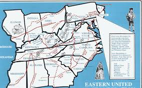 eastern united states maps
